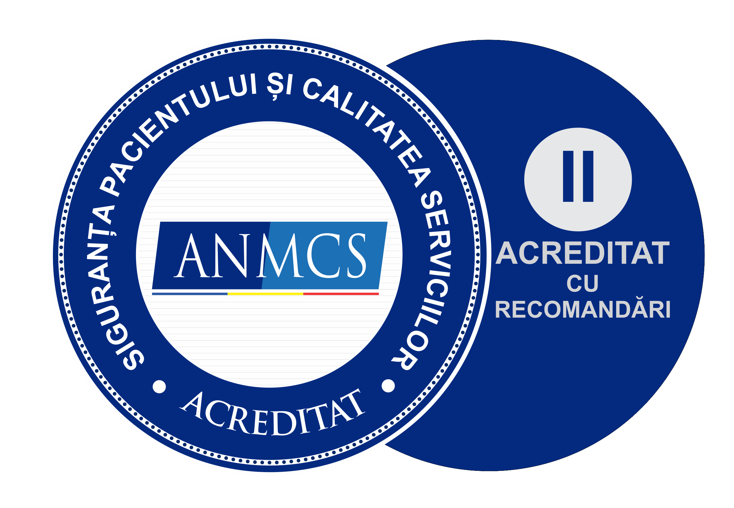 ANMCS Unitate aflata in proces de acreditare